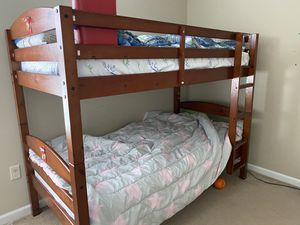 Bunk bed twin and single twin bed for Sale in East Amherst, NY