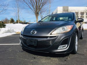 2010 Mazda 3 S sport Excellent condition, no check engine light, cold AC and hot heat, sun roof, clean in and out drives like a champ, everything w for Sale in Sterling, VA