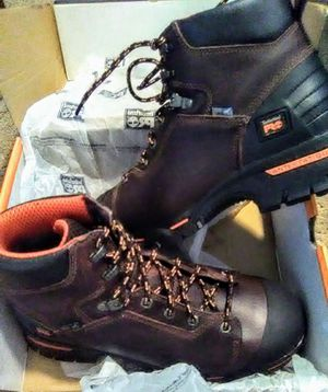 NEW TIMBERLAND PRO ENDURANCE MENS WORK BOOTS SIZE 9-1/2 for Sale in Edmonds, WA