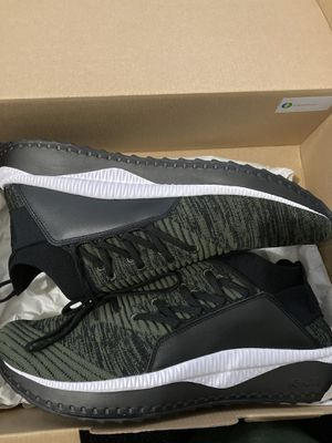 Men's Puma Size 12 (Olive Green) for Sale in Detroit, MI