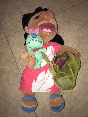 """Lilo 15"""" plush doll for Sale in Los Angeles, CA"""
