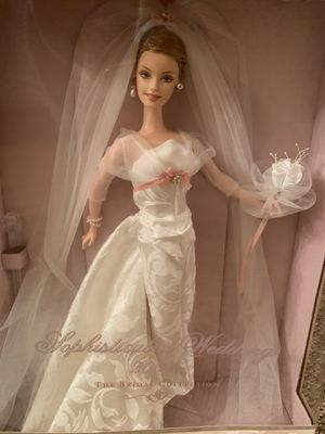 Sophisticated Wedding Bride Barbie Doll 2002 Third/Series Collector Edition NRFB for Sale in Fontana, CA