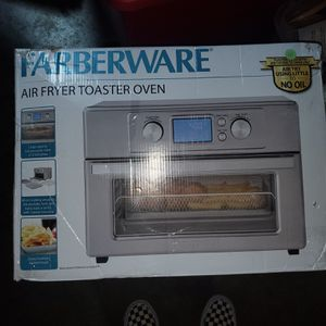 FARBERWARE Air Fryer toaster $65 for Sale in Moreno Valley, CA