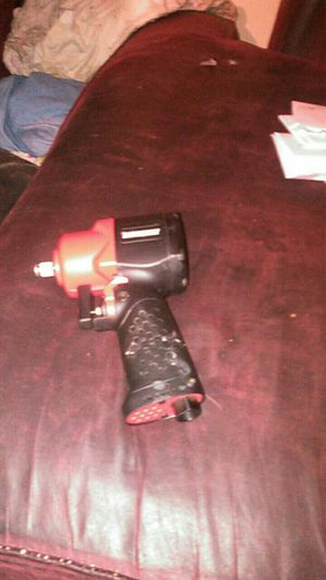 EarthquAke 1/2 compact impact wrench for Sale in Sulphur, LA