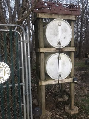 Livestock Watering system 110 gallon for Sale in Pleasant View, TN