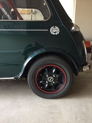 Ultralite Rims and Tires 12inch for Sale in Austin, TX