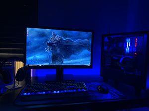 Full PC Gaming Setup for Sale in Niceville, FL