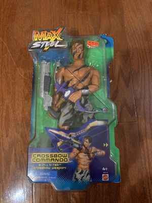 Max Steel Collectible Action Figure for Sale in Dallas, TX