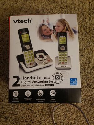 Vtech Cordless phone system for Sale in Greensburg, IN