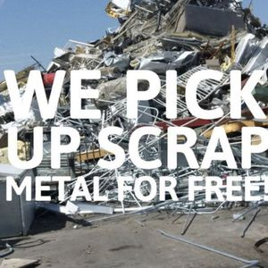 Free Metal Pick Up for Sale in Riverside, CA