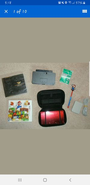 Nintendo 3DS Video Game System +extras for Sale in Milwaukie, OR