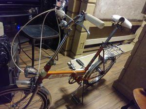 Rare vintage auto mini folding bike for Sale in Portland, OR