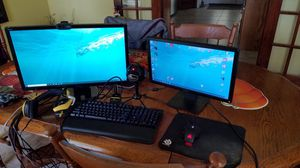 HP Omen Gaming setup for sale for Sale in Dry Prong, LA