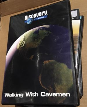 Walking With Cavemen (DVD) for Sale in Tampa, FL