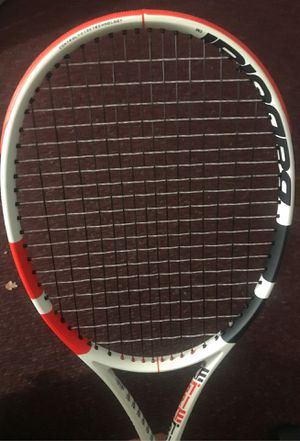 Babolat Pure strike tennis racket for Sale in Danbury, CT