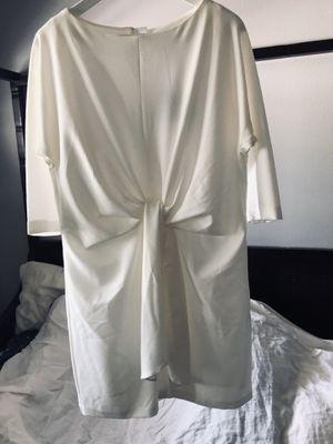 NWT ASOS white dress size 8 for Sale in Santa Monica, CA