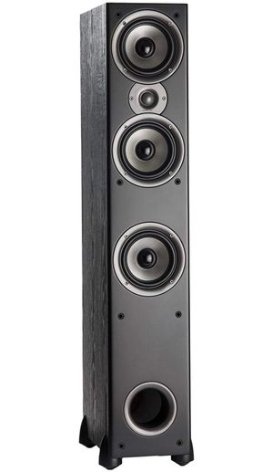 Polk Audio Monitor60 Series II Floorstanding Loudspeaker (Black) Pair for Sale in Manassas, VA