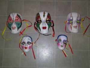 Jester Masks for Sale in Pamplin, VA