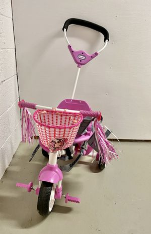 Little Tikes Perfect Fit 4-in-1 Trike for Sale in Falls Church, VA