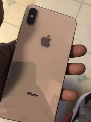 iPhone X Max (Gold) for Sale in Oakland, CA