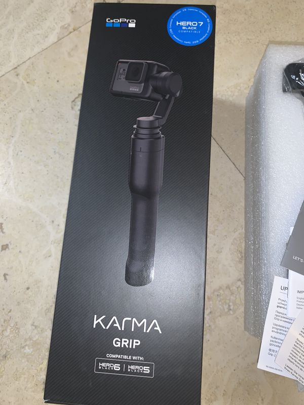 KARMA Grip for GoPro HERO 7/8 , Barely used