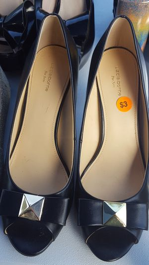 Size 9 and 1/2 Liz Claiborne heels for Sale in Shawnee Hills, OH