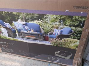 Brand new allan+Roth love seat for Sale in Willow Spring, NC