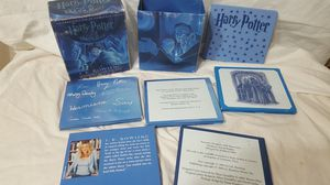 Harry Potter Unabridged on 23 Audio Compact Discs for Sale in Phoenix, AZ