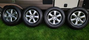 2019 Ford F150 OEM WHEELS with TIRES - $500 for Sale in Lynnwood, WA