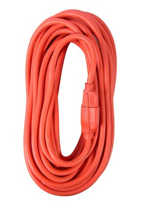 Extension Cord 50ft SJTW Orange 14/3 (OC50143) for Sale in Concord, NC