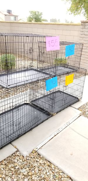 Dog cage for Sale in Phoenix, AZ