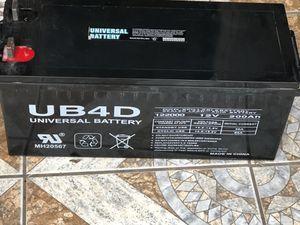Rv battery for Sale in Clovis, CA