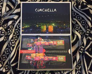 Coachella Weekend 2 GA+ shuttle passes for Sale in San Francisco, CA
