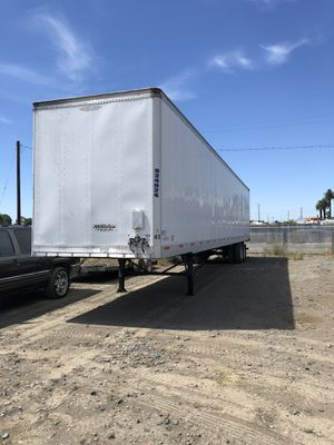 2004 53 foot dry van for Sale in Stockton, CA