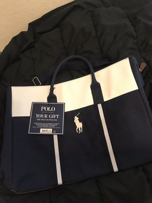 Polo duffle bag for Sale in Fort Worth, TX
