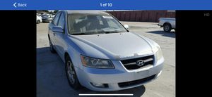 2006 Hyundai Sonata for parts only call Turbo Team auto wrecking for your parts more than 700cars for parts for Sale in Chula Vista, CA