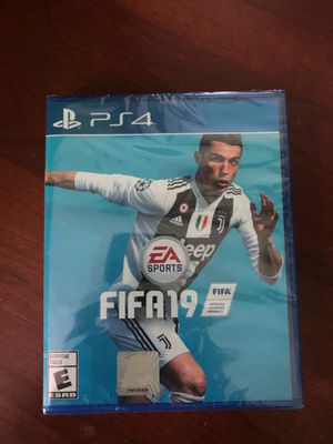 BRAND NEW NEVER PLAYED/USED FIFA PS4 for Sale in Chantilly, VA