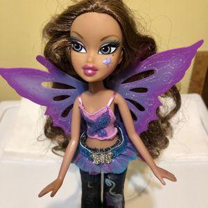 Yasmin Bratz Fashion Pixiez Doll MGA Glow In The Dark Wings for Sale in Waukegan, IL