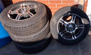 Toyota camry tires and rims. for Sale in Troy, MI