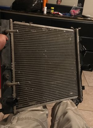 Radiator, fan and filter for Sale in Dallas, TX
