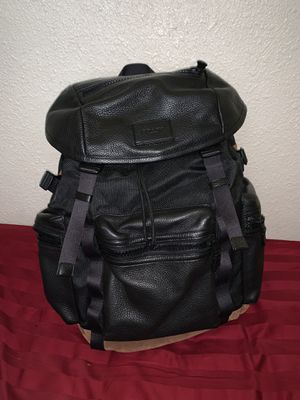 Coach men's terrain trek backpack for Sale in Riverside, CA