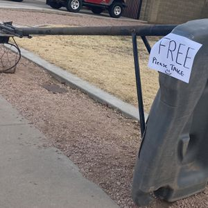 Basketball 🏀 Hoop Free for Sale in Mesa, AZ