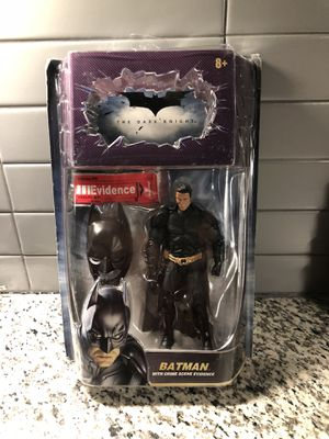 "Dark Knight Unmasked BRUCE WAYNE Batman Figure ""Chase Variant"" RECALLED wave. for Sale in San Antonio, TX"