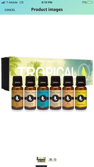 Eternal Essence Essential Oils -Tropical 6 Pack for Sale in Whittier, CA
