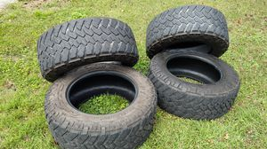 Nitto trail grappler m/t tires for Sale in Crewe, VA