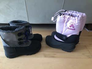Kid child boy girl Snow boots for Sale in San Diego, CA