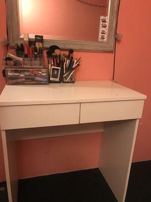 Makeup vanity for Sale in Escondido, CA