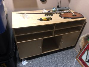 IKEA entertainment center for Sale in Lacey, WA