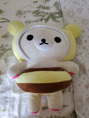 Rilakumma bee Plushie for Sale in Chula Vista, CA