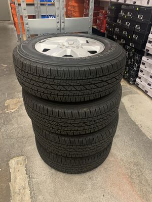 JEEP TIRES AND WHEELS for Sale in St. Cloud, FL